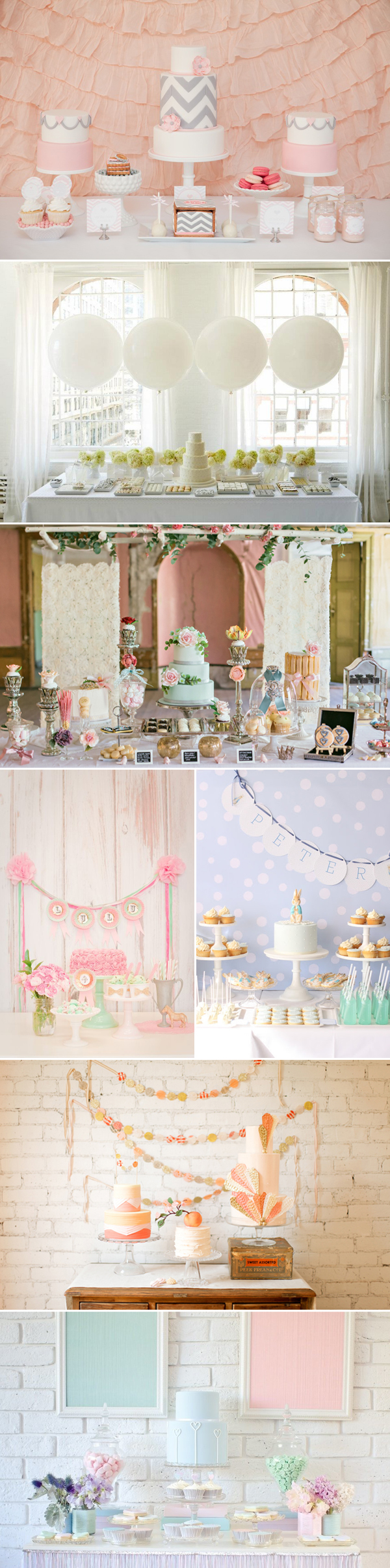21 Adorable Dessert Table Ideas Praise Wedding