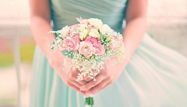 粉嫩色系婚禮主題