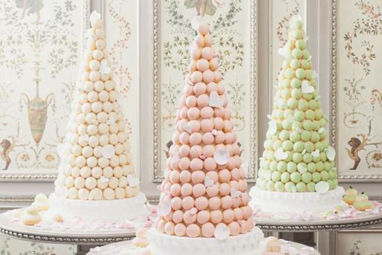 20種甜蜜創意 – 客製化婚禮馬卡龍
