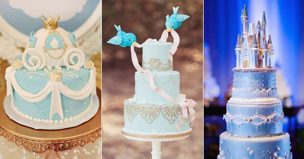 23個超夢幻童話主題婚禮蛋糕!