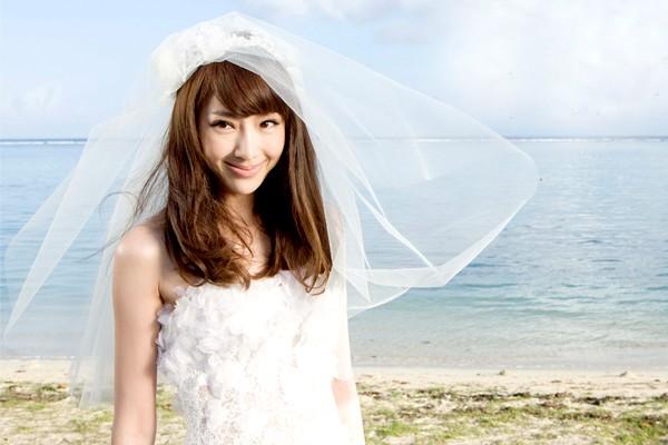明星新娘欽點 – 林莉婚紗