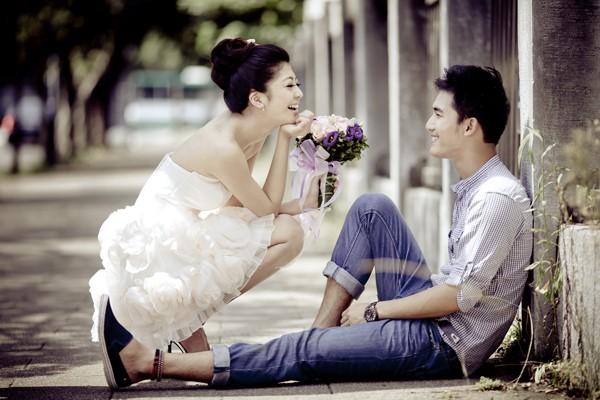 唯美浪漫狂潮 – 曼哈頓麗致婚禮