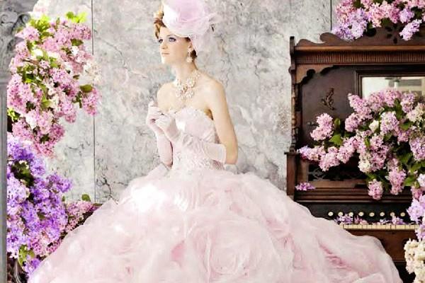 32件超可愛公主嫁衣