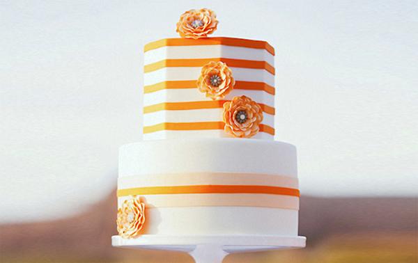 22個時尚摩登蛋糕