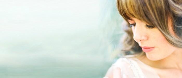 22種唯美脫俗新娘妝髮
