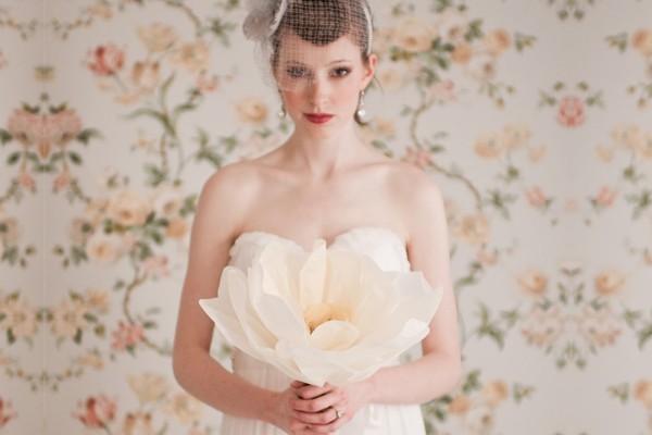 一枝獨秀 新娘捧花