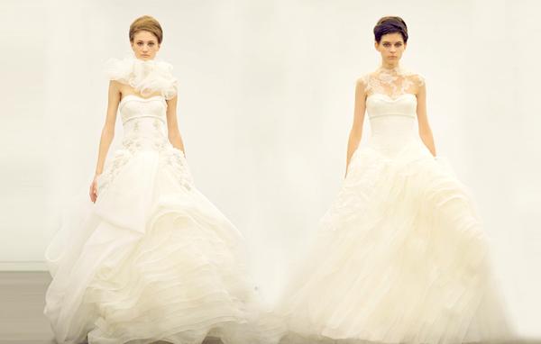 Vera Wang 2013 秋季婚紗系列