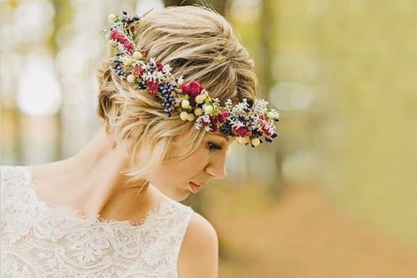 33個俏麗新娘短髮造型
