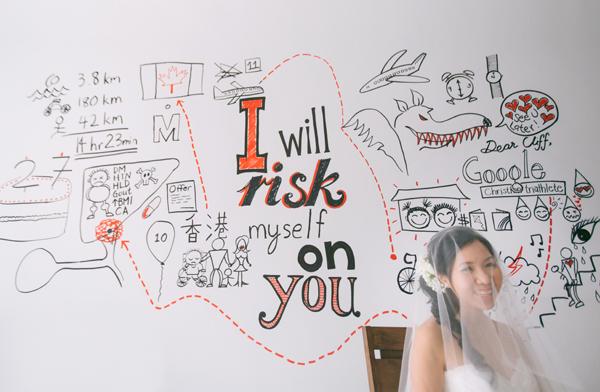 我願意 用生命為你冒險 – Wai Jia & Cliff