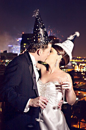 new years eve couples decor
