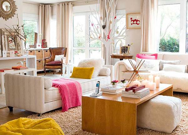 20 Sweet Living Room Designs Praise Wedding