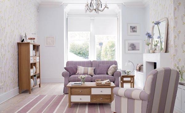 20 Sweet Living Room Designs