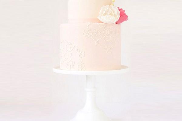 甜美粉紅色系婚禮主題