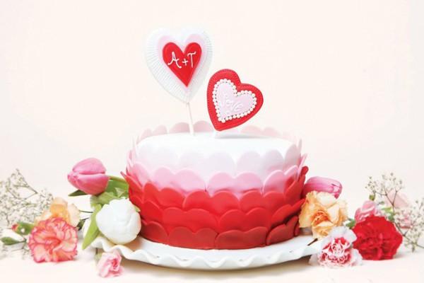 46個情人節主題甜點設計