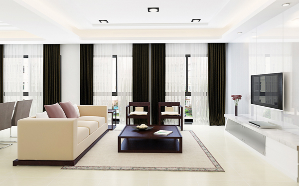 13招溫馨小家庭室內設計技巧