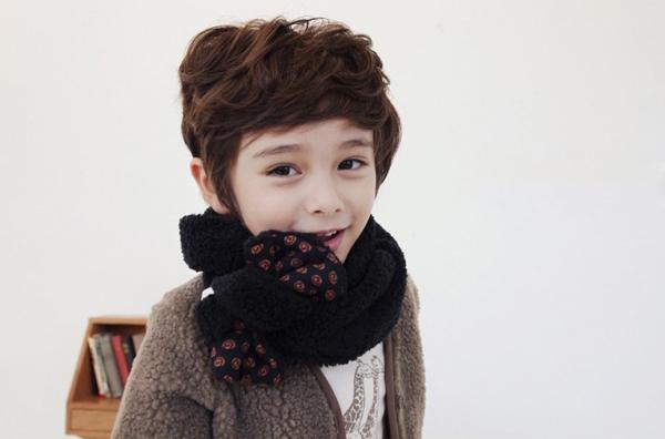 丹尼斯凯恩 x Paul J! 超萌王子系童裝秀