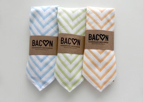 Bacon Handmade Neckwear