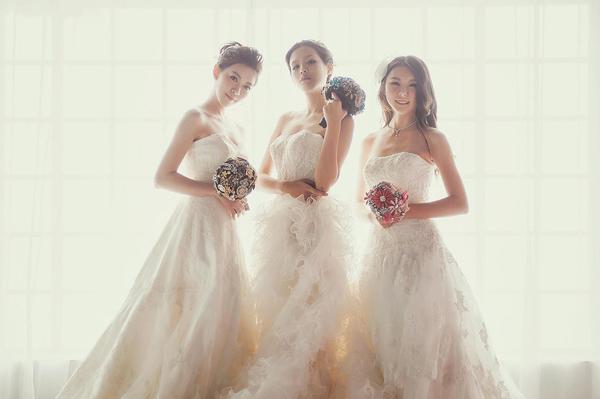量身打造公主夢想 – Diosa 手作婚紗