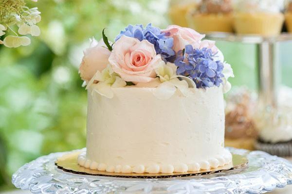 新鮮嬌嫩 花朵系蛋糕設計