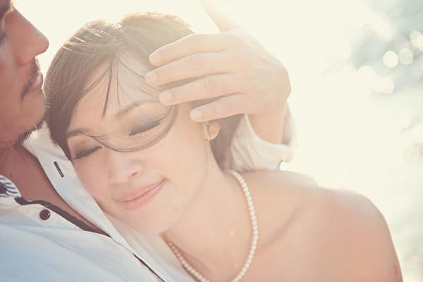 浪漫溫馨 結婚紀念家庭照 – Carrie & Paul