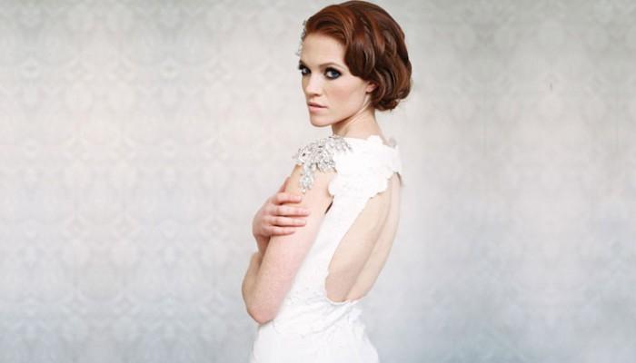 紐約設計師 Carol Hannah 2013婚紗 心動登場