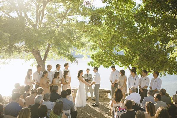 高雅簡潔 加拿大自然系婚禮 (Nordica Photography 拍攝)