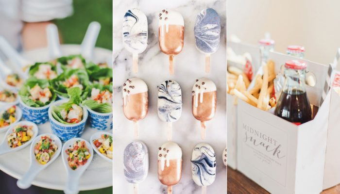 美食家嫁到! 32種好吃又好玩的婚宴美食!