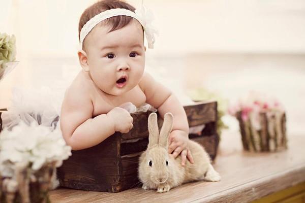 18張嬰孩+寵物 可愛寫真