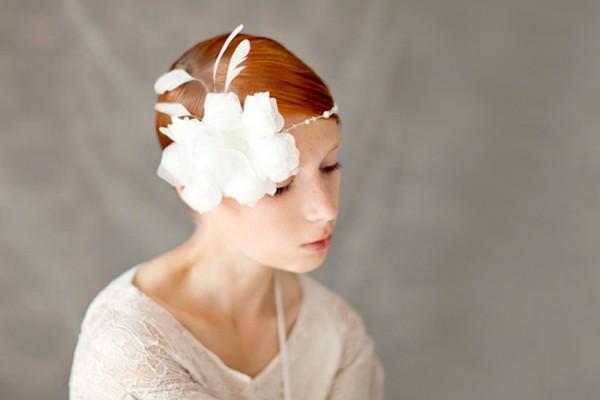 20個高調典雅新娘髮型