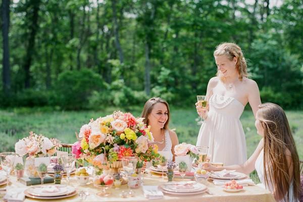 新娘下午茶派對