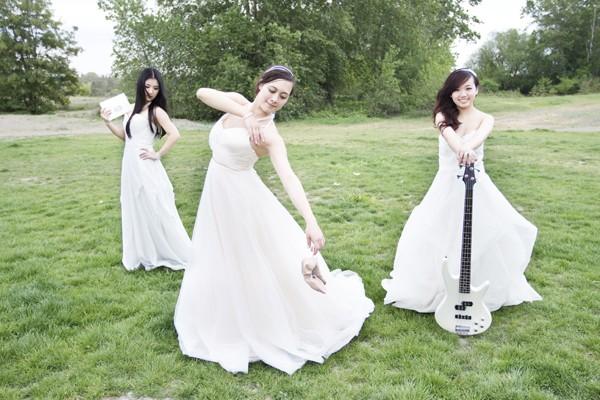 Praise 特別企劃 – 夢想新娘