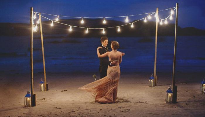打造夢想中的海邊婚禮! 23個浪漫海洋風主題婚禮設計!
