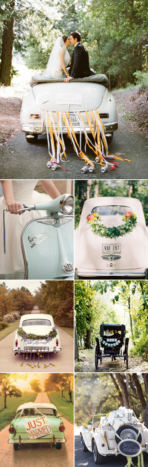 01-vintage wedding cars