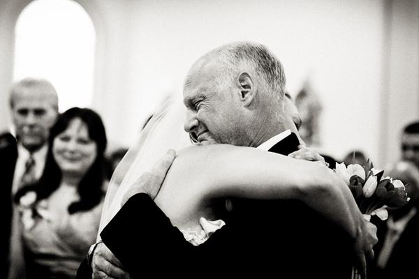 Слова на свадьбу перед танцем с отцом