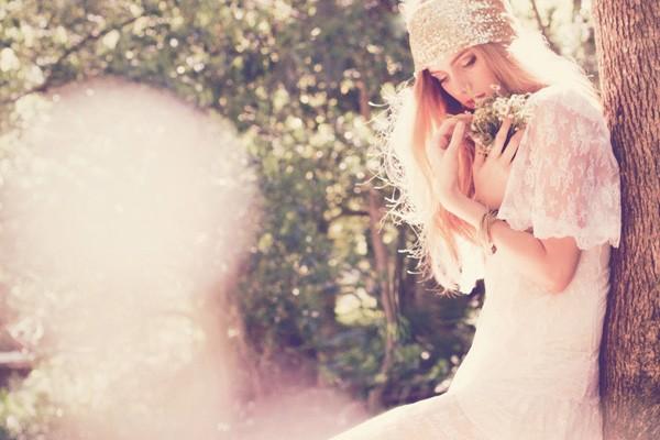 27件高貴典雅有袖婚紗