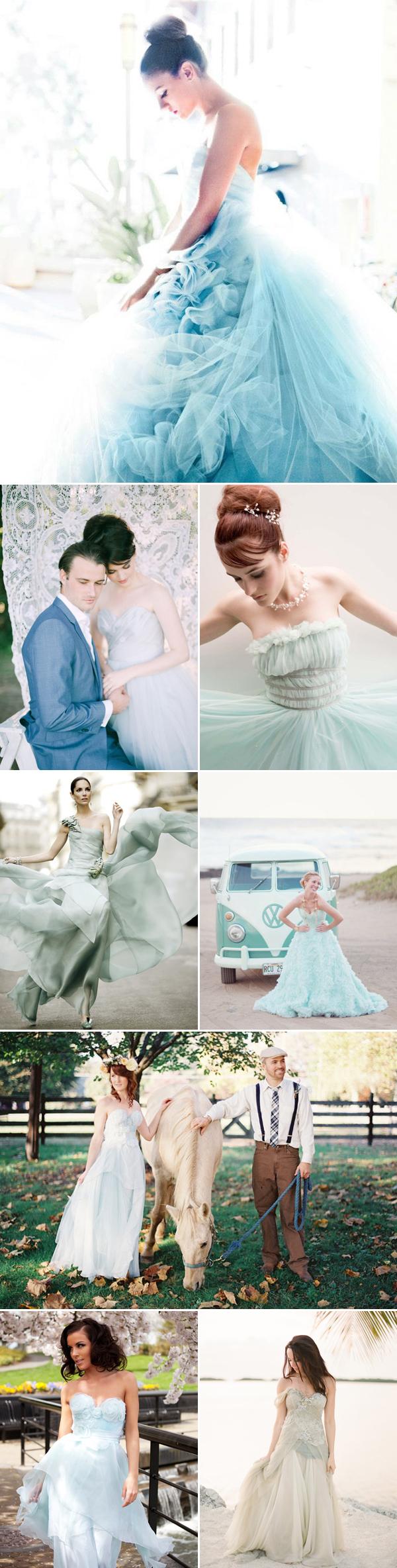Color wedding dresses01-blue