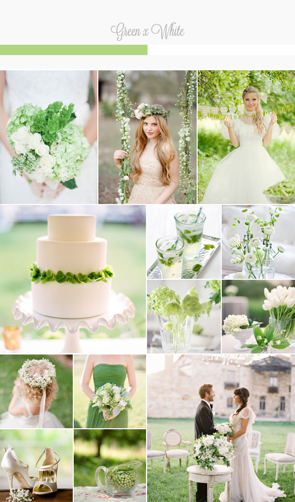 green-white-wedding-palette