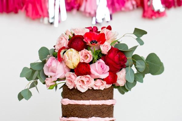 13 個創意「裸蛋糕」