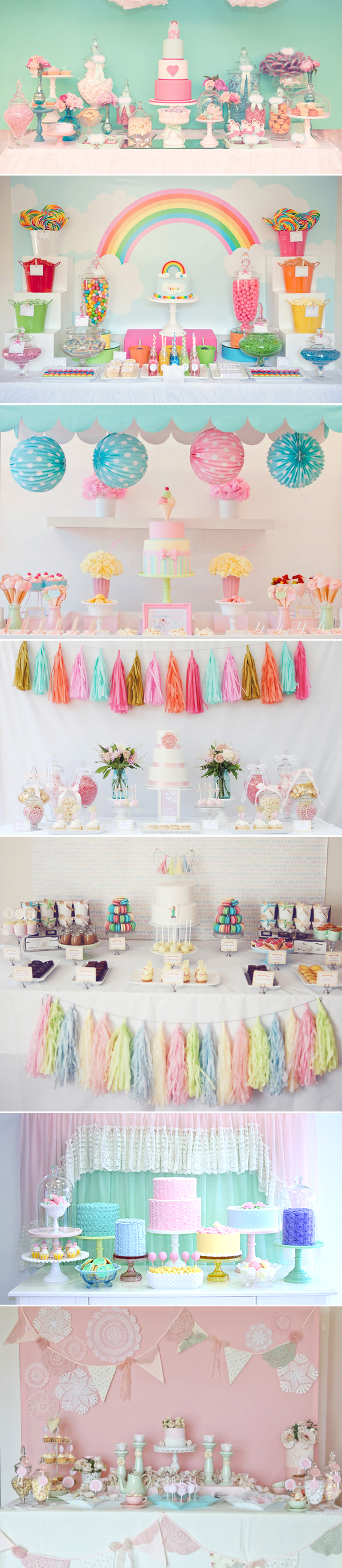 pastel dessert table02-colorful