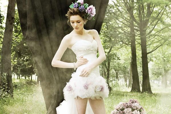 28件夏季魅力短婚紗