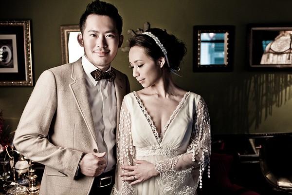 Victor & Karin 的復古文藝婚紗照 (良大拍攝)