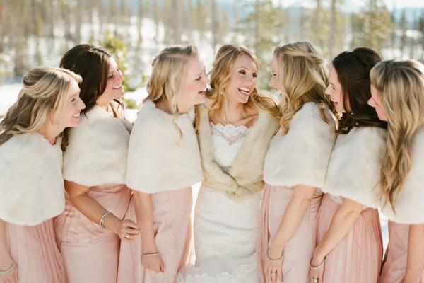 29件典雅保暖 新娘外衣&披肩