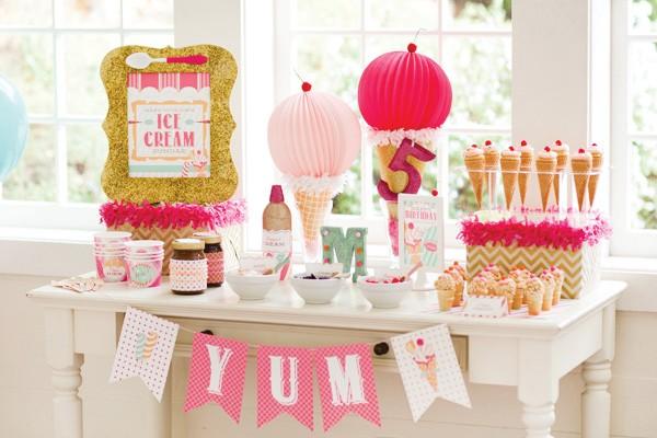 29個創意兒童生日派對設計