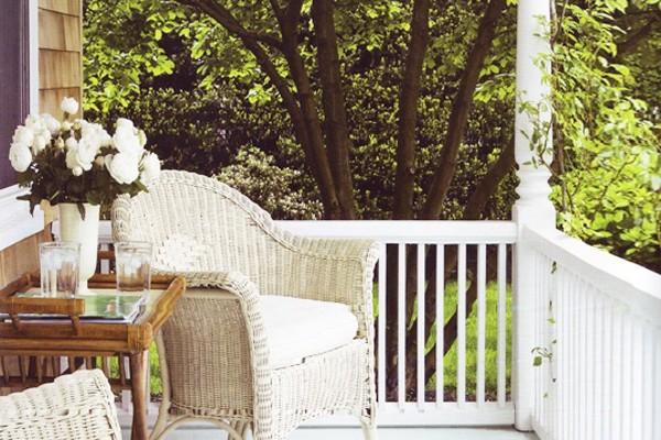 18 個室外小客廳 陽台設計