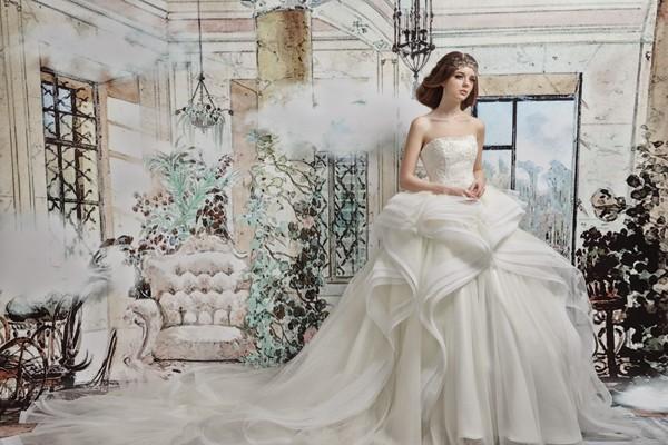 屬於妳的夢想婚紗 – 蘿亞結婚精品
