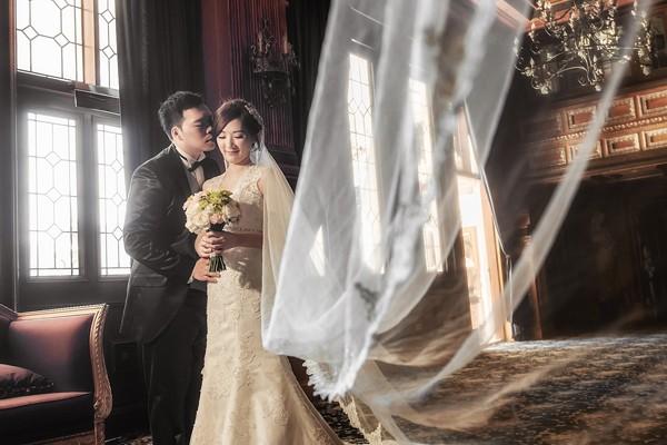 老英格蘭莊園 古典歐式風情婚紗照(大青蛙拍攝)