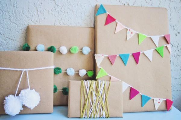 21個創意禮物包裝設計