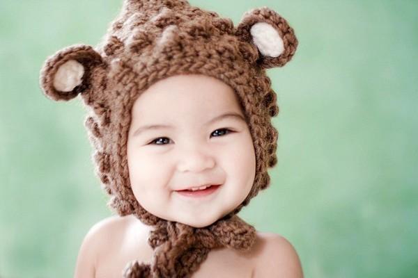 溫暖可愛 兒童手工針織衣物