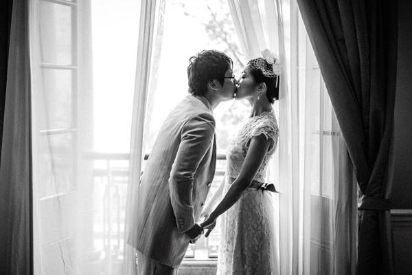 Mizue & Roy 的微復古手創婚禮 (Tanarak Photography 拍攝)