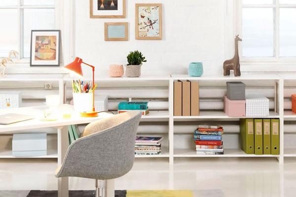 20 個簡潔舒適 家庭辦公室設計